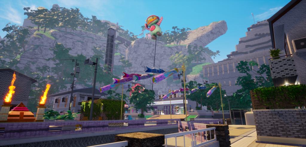 Dead Nebula in Paradise